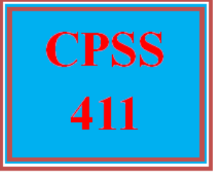 cpss 411 wk 4 - juveniles with mental illness paper
