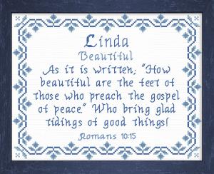 name blessings - linda 4