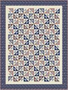 Kissing Cousins Quilt Pattern | Crafting | Sewing | Other