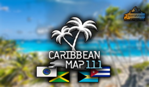 caribbean map version 1.1