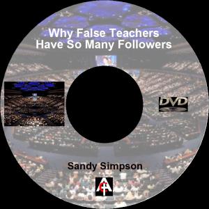 why false teachers have so many followers (mp3)