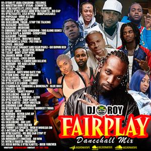dj roy fairplay dancehall mix [june 2021]
