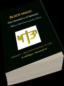 black magic melanin = book and audio series