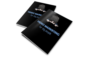 video marketing for shy people