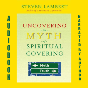 uncovering myth spiritual covering (audiobook)