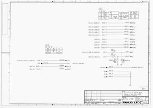 fanuc beta i svpm a20b-2101-0012 to 0013 (full schematic circuit diagram)