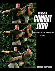 real combat judo the cross hock takedown series