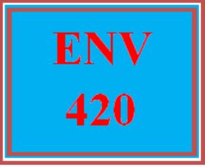 env 420 wk 5 team - environmental risk assessment