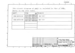 fanuc a06b-6079-h101, h102 alpha svm1-12, svm1-20 (full schematic circuit diagram)