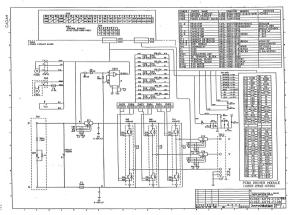 fanuc a06b-6079-h107, h108 alpha svm1-240, svm1-360 (full schematic circuit diagram)
