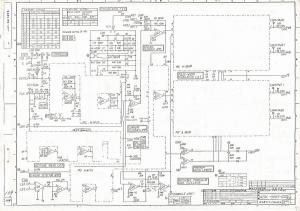 fanuc dc servo unit m series single axis a20b-0009-0320 control pcb.(full schematic circuit diagram) free version