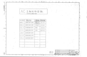 fanuc a20b-1000-069x spindle drive a06b-6044-hxxx control board (full schematic circuit diagram)