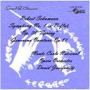"Schumann: Genoveva Overture, Op. 81; Symphony No. 1 in B-flat, Op. 38 ""Spring"" - Monte Carlo NOO/David Josefowitz | Music | Classical"