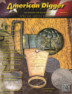 american digger vol. 17, issue 4