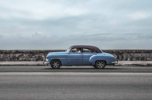 Second Additional product image for - Cuban Classic Cars - Set 1 - Package - Tiff Original Size  (5760 x 3840) - 9 Pictures