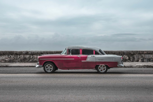 Fourth Additional product image for - Cuban Classic Cars - Set 1 - Package - Tiff Original Size  (5760 x 3840) - 9 Pictures