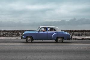 cuban classic cars - set 1 - package - tiff original size  (5760 x 3840) - 9 pictures