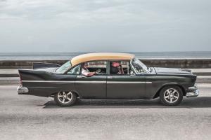 cuban classic cars - set 7 - package - tiff original size (5760 x 3840) - 7 pictures