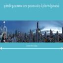 splendit panama city skyline 6 (2.5 x 0.5 m) Poster sent to Panama   Photos and Images   Travel