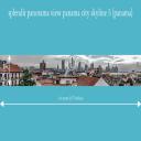 splendit panama city skyline 5 (4.0 x 0.5 m) Poster sent to Panama | Photos and Images | Travel