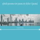 splendit panama city skyline 4 (3.0 x 0.5 m) Poster sent to Panama | Photos and Images | Travel