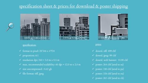 First Additional product image for - splendit panama city skyline 3 (3.0 x 0.5 m) tiff original size
