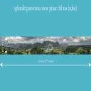 splendit panorama view pinar del rio (4.5 x 0.5 m) tiff original size   Photos and Images   Travel