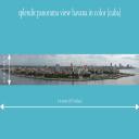 splendit panorama view havana in color (4.0 x 0.5 m) jpeg original size   Photos and Images   Travel
