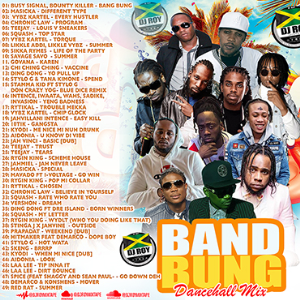 dj roy bang bung dancehall mix [june 2021]