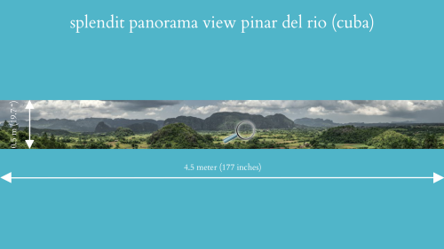 Second Additional product image for - splendit panoramas - cuba package (3 panoramas) tiff original size