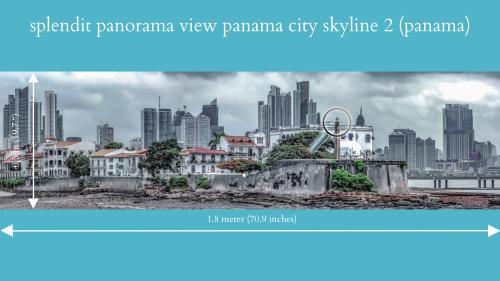 First Additional product image for - splendit panoramas - panama package (7 panoramas) tiff original size