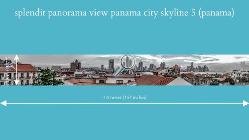 Fourth Additional product image for - splendit panoramas - panama package (7 panoramas) jpeg original size