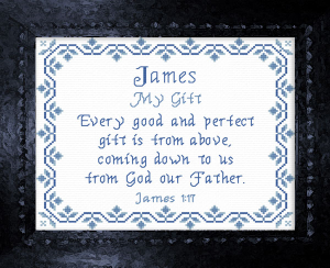 name blessings - james 4