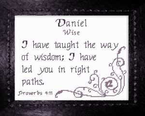 name blessings - daniel 2