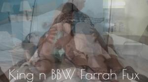 king n bbw farrah fux