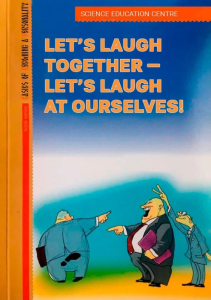 let's laugh together - let's laught at ourselves!
