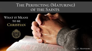 perfecting the church: what it means to be christian