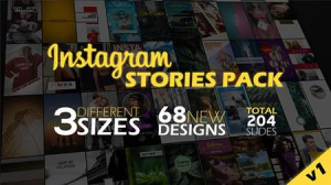 Instagram Stories Pack | Photos and Images | Digital Art