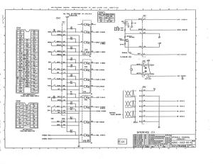fanuc a20b-1003-0010 ed_07 spindle drive a06b-6059-hxxx control board (full schematic circuit diagram)