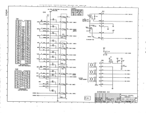 FANUC A20B-1003-0010/02 Ed_04 Spindle Drive A06B-6059-Hxxx Control board (Full Schematic Circuit Diagram) | Documents and Forms | Manuals