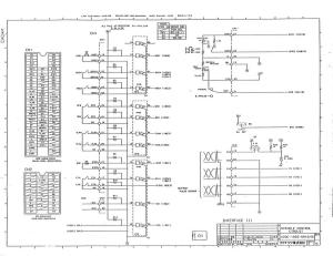 fanuc a20b-1003-0010/02 ed_03 spindle drive a06b-6059-hxxx control board (full schematic circuit diagram)