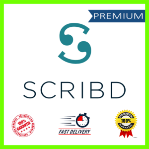 new scribd premium account with warranty instant delivery