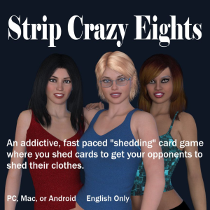 Strip Crazy Eights for PC | Software | Games