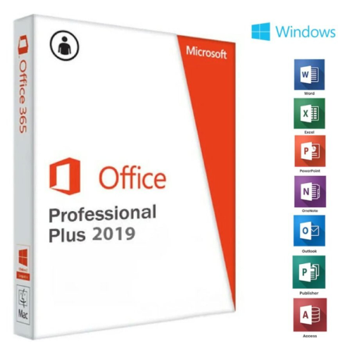 First Additional product image for - office pro plus 2019 + key