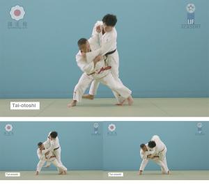 download. judo throw. tai-otoshi. video.