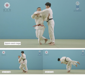 download. judo throw. ippon-seoi-nage.video.