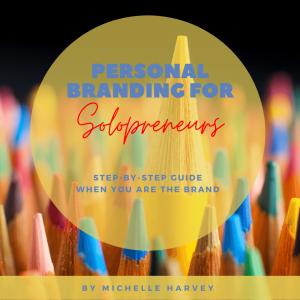 personal branding for solopreneurs e-book