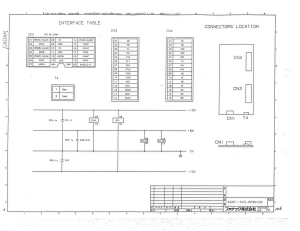 FANUC A20B-1003-0090/02 S Series A06B-6058-H00x Servo drive Single axis Control board (Full Schematic Circuit Diagram) | Documents and Forms | Manuals