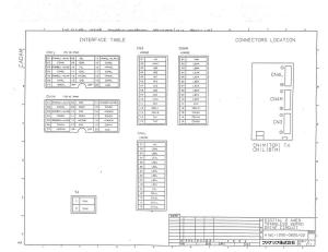 fanuc a16b-1200-0800/02 s series a06b-6058-h2xx servo drive dual axes control board (full schematic circuit diagram)