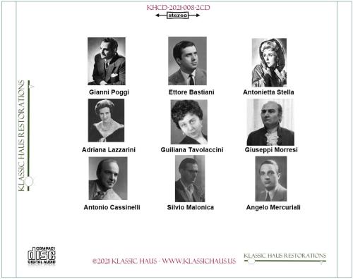 Third Additional product image for - Verdi Un ballo in maschera - 1960 La Scala recording